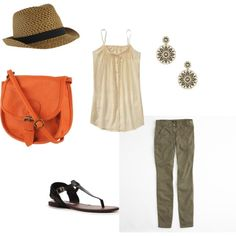 Great Summer Outfit idea