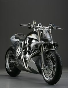 CR & S DUU CONCEPT MOTORCYCLE