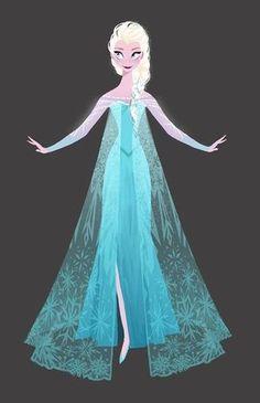 エルサ女王