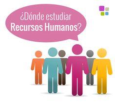 Donde estudiar Recursos Humanos