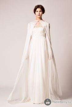 Свадебные платья Temperley London осень-зима 2015-2016