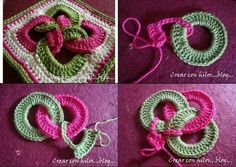 Special #crochet design #tutorial