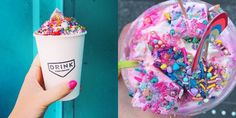 This Café Serves Drinks That Are Almost Too Pretty to Sip