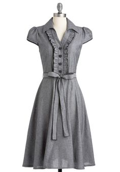 beautiful 1940's inspired dress