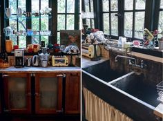 A Designer's Haunt in Greenwich Village : Remodelista // Continuing my obsession with this property