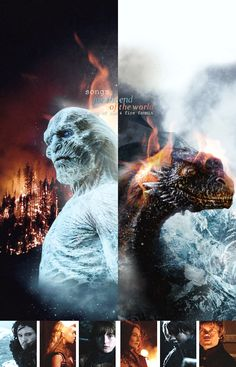 Some say the world will end in fire, some say in ice.