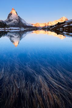 Riffelsee and Matterhorn - Tobias Richter Photographie