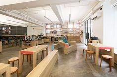 Yardstick Coffee (Space) on Behance