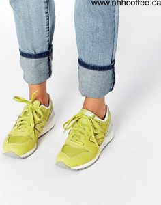 b75423845 new balance yellow shoes - Google Search Yellow Shoes, Lime Green Shoes,  Bright Shoes