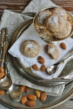 La ricetta della felicità: Amaretti calabresi classici: finalmente!