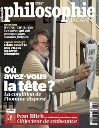 Philosophie Magazine d'avril 2015