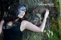 Carnival, Face, Creative, Painting, Beauty, Mardi Gras, Beleza, Carnivals, Painting Art