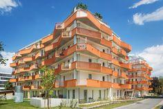 Residential area Mautner Markhof Grnde, Vienna, 2015 - RLP Rüdiger Lainer + Partner