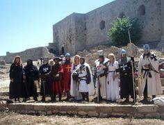Chlemoutsi castle 2010