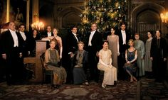ITV's period drama, a global hit which stars Maggie Smith and Michelle Dockery and ends later this year, will feature in a backstage tribute show