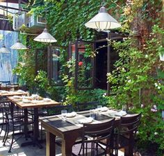 Five Great Restaurants with Outdoor Dining in Brooklyn