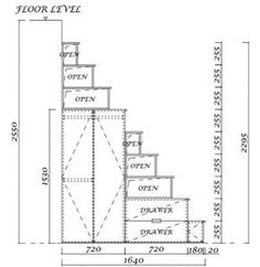 attic renovation tips Tiny House Stairs, Attic Stairs, Tiny House Plans, Attic Bedroom Small, Attic Rooms, Bedroom Loft, Staircase Storage, Stair Storage, Attic Renovation