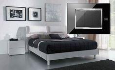 Completa la tua camera da letto con la linea Urmet Simon placca Expì colore vetro nero per un'abbinamento perfetto  disponibile anche altri colori sul nostro store http://www.elettronew.com/prodotti.php?c=URMET+SIMON+NEA&sc=Placche+3+Moduli #simonnea #arredamento #interni #design #ristrutturazione #impianto #placche #interruttori #illuminazione #materialeelettrico #ristrutturare #ristrutturarecasa #edilizia #expì #urmetsimon #urmet #interni #cameradaletto #letto #camera #cosedicasa…