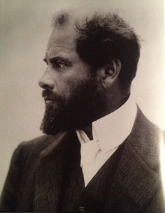 """All art is erotic, said Gustav Klimt. He was known to have a love for two things: his home country and women. In art circles, he was known as a womanizer (fathering at least 14 illegitimate children), and it was this extreme admiration of women that motivated his philandering and artwork. He said, """"Whoever wants to know something about me, as an artist, which alone is significant, they should look attentively at my pictures and there seek to recognize what I am and what I want"""""""