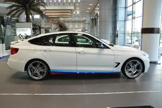 Pictured here is the BMW 328i GT model with M Performance parts.