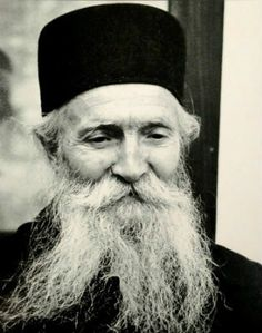 """Elder Thaddeus of Vitovnica: """"Love little things, and strive for that which is… Christian Love, Christian Faith, Miséricorde Divine, Russian Icons, Orthodox Christianity, Orthodox Icons, Portraits, Catholic, Christ"""