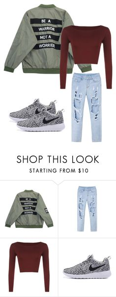 """""""Idk clothing thing"""" by kijannakap on Polyvore featuring Chicnova Fashion and WearAll"""