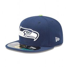 Seattle Seahawks Authentic On-Field Game 59FIFTY | New Era