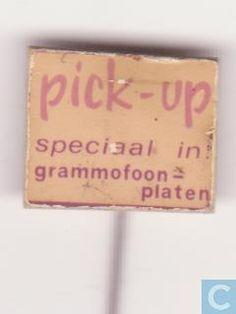 Pick-up speldje