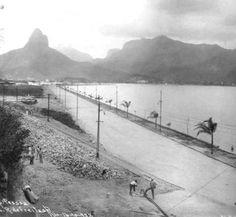 Lagoa Rodrigo de Freitas 1922