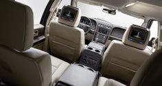 In Lincoln put a tuxedo on the Ford Expedition, called it the Navigator, and repopularized the luxury full-size SUV market abandoned by the Jeep Wagoneer in Read the 2015 Lincoln Navigator First Look right here. Lincoln Suv, Lincoln Mark Lt, Ford Lincoln Mercury, Cadillac Escalade, My Dream Car, Dream Cars, 2018 Lincoln Navigator, Large Suv, Lincoln Motor Company