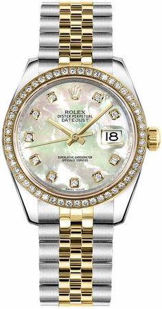 Rolex Lady-Datejust 31 178383