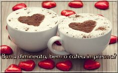 Imagen de coffee, heart, and cappuccino Coffee Heart, I Love Coffee, Coffee Break, My Coffee, Coffee Cups, Morning Coffee, Chocolate Hearts, Hot Chocolate, Chocolate Powder