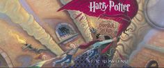 Harry Potter and the Chamber of Secrets Book Cover Full