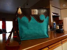 Special order, finished and ready for delivery... By Rodeo Mom Cowgirl Tack Co.