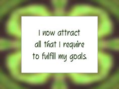 Daily Affirmation for October 29, 2013 - repinned by http://Abundance4Me.net