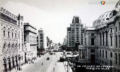 Avenida San Juan de Letran ( 1930-1950 )