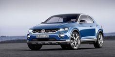 Golf-based SUV Set For 2018