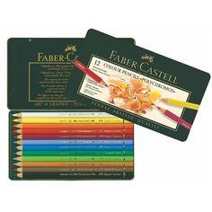 Faber Castell Polychromos Colour Pencils | Hobbycraft £19.99