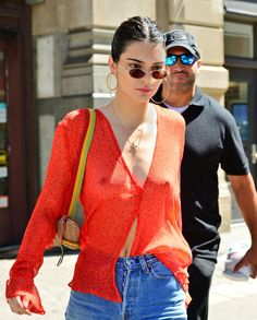 Kendall Jenner's Best Bag Moments
