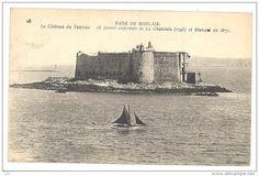 Chateau du Taureau,  bay of Morlaix   Finistere   Brittany
