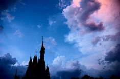 Walt Disney World  i must go to someday. We've been to DL a  bunch of times