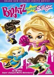 i like the bratz kidz and bratz babyz movies