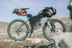 Marin Pine Mountain 2 Review, Bikepacking, Revelate Bags