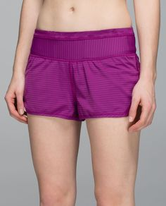 """Wear, run, repeat. We designed these shorts with special anti-stink technology so that we can wear them multiple times before washing - legitimately removing """"laundry pile""""  from our list of workout excuses."""