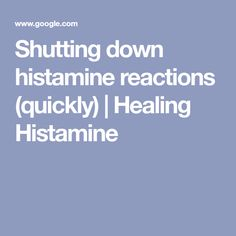 Shutting down histamine reactions (quickly) Alcohol Intolerance, Food Intolerance, Nigella Sativa Oil, Breakfast Juice, Health Words, Inflammation Causes, Food Facts, Health Articles, Meal Planner
