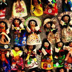 muñecas from mexico