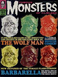 Famous Monsters of Filmland #51