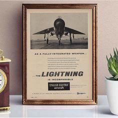 Electric Aircraft, Air Festival, Vintage Prints, The Past, Military, Vintage Cameras, Cold War, Frame, Illustration