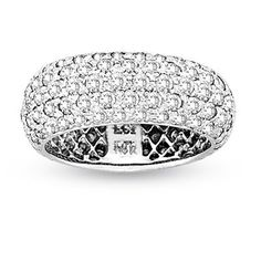 2.85ct tw 5 Row Diamonds Eternity Band Bridal Ring 14k Gold Micro Pave Set Band - 7 LeVaron http://www.amazon.com/dp/B002VF1DB2/ref=cm_sw_r_pi_dp_UEfUtb18C1H2DW8R