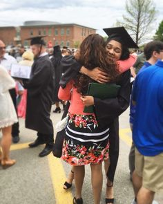 You came to the US to give us all the opportunities you didn't have. You instilled the drive to reach higher and embrace all! My MOTIVATION for these 4 stressful but rewarding years in SRU Best believe I'm going to make you proud. This is all for you momma!  Gracias ama y  Feliz Día de las Madres  by __.yaya.__